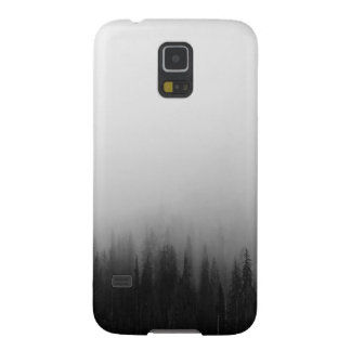 Forest Nature Landscape Scene Foggy Mystical Cases For Galaxy S5