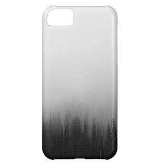 Forest Nature Landscape Scene Foggy Mystical iPhone 5C Case