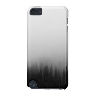 Forest Nature Landscape Scene Foggy Mystical iPod Touch 5G Cases