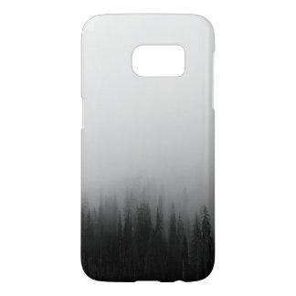 Forest Nature Landscape Scene Foggy Mystical Samsung Galaxy S7 Case