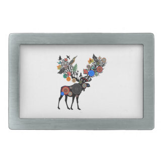 FOREST OF LIFE BELT BUCKLES
