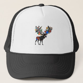 FOREST OF LIFE TRUCKER HAT