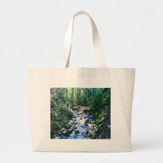 Forest of Nisene Large Tote Bag