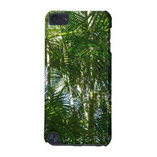 Forest of Palm Trees Tropical Green iPod Touch 5G Covers