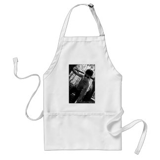 Forest of the Undead by April A Taylor Standard Apron