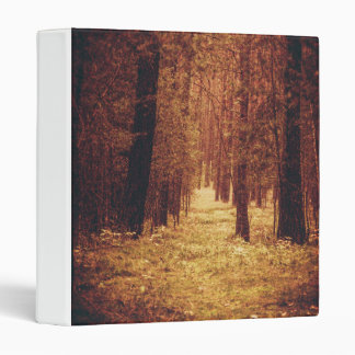 Forest Path... 3 Ring Binders