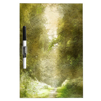 Forest Path Dry Erase Board