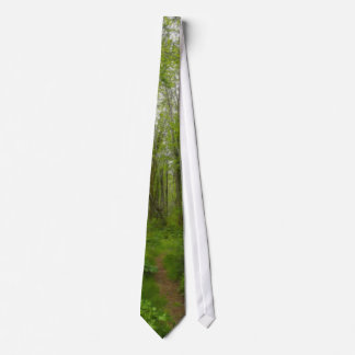 FOREST PATH NeckTie