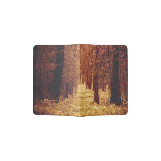 Forest Path ... Passport Holder