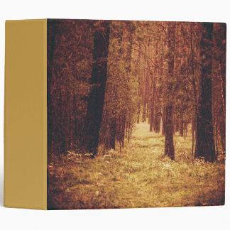 Forest Path... Vinyl Binders