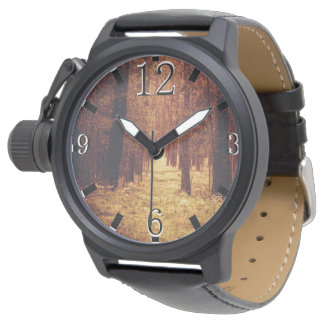 Forest Path ... Wristwatch