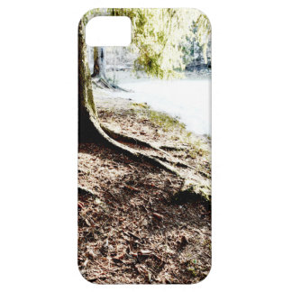 Forest Pond Case For The iPhone 5