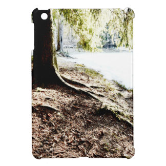 Forest Pond iPad Mini Covers