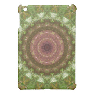 Forest Portal Mandala iPad Mini Cover