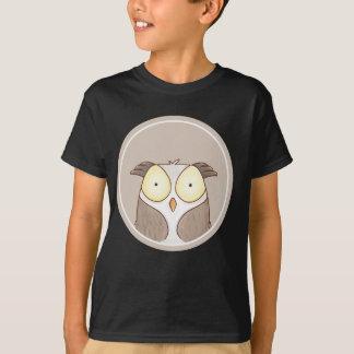 Forest portrait owl T-Shirt