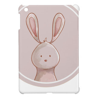 Forest portrait rabbit cover for the iPad mini