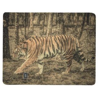 Forest predator wildlife Majestic Wild Tiger Journal