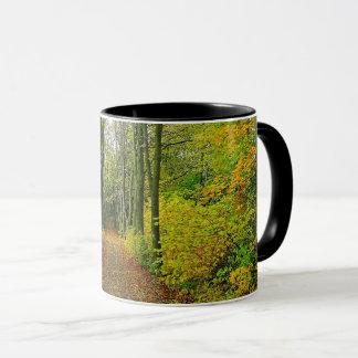 Forest Print Mug