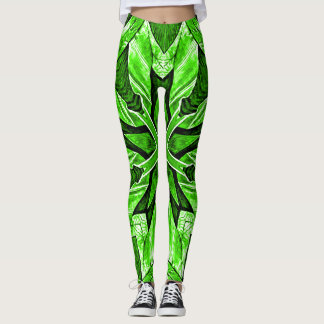 Forest Ranger Queen Metallic Armor Fantasy Legging