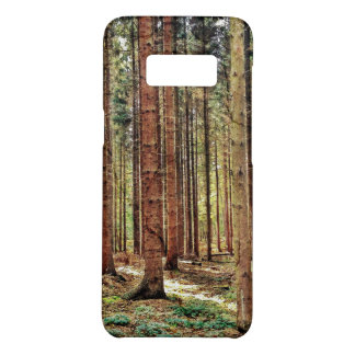 Forest Samsung Galaxy S8, Barely There Phone Case