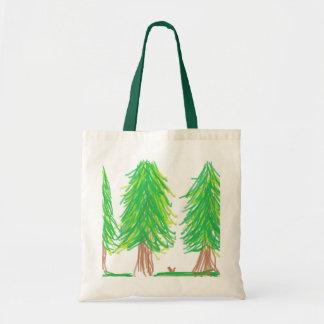 Forest Scene Bag