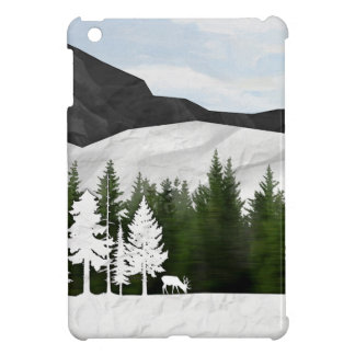 Forest Scene Cover For The iPad Mini