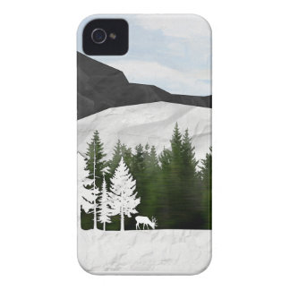 Forest Scene iPhone 4 Cover