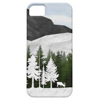 Forest Scene iPhone 5 Cover
