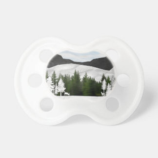 Forest Scene Pacifier