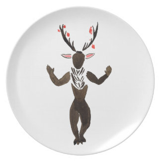 Forest Spirit Party Plates