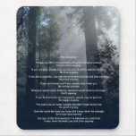 Forest & Sun Do It Anyway Mousepads