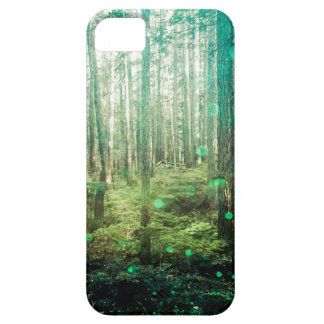 Forest Trees - In the Woods Pattern iPhone 5 Cover