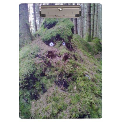 Forest Troll Clipboard