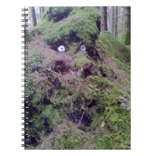 Forest Troll Journals