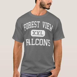 Forest View - Falcons - High - Arlington Heights T-Shirt