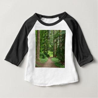 Forest walk, highlands, Scotland Baby T-Shirt