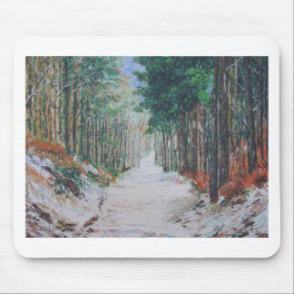 Forest walk, Yorkshire, England. Mouse Mats