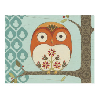 Forest Whimsy I Postcard