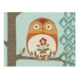 Forest Whimsy II Postcard