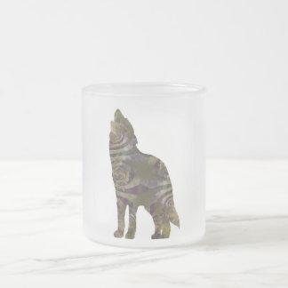 Forest Wolf Mug