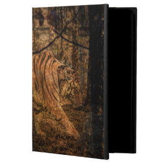 Forest Woodland wildlife Majestic Wild Tiger iPad Air Cover
