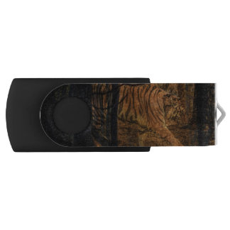 Forest Woodland wildlife Majestic Wild Tiger USB Flash Drive