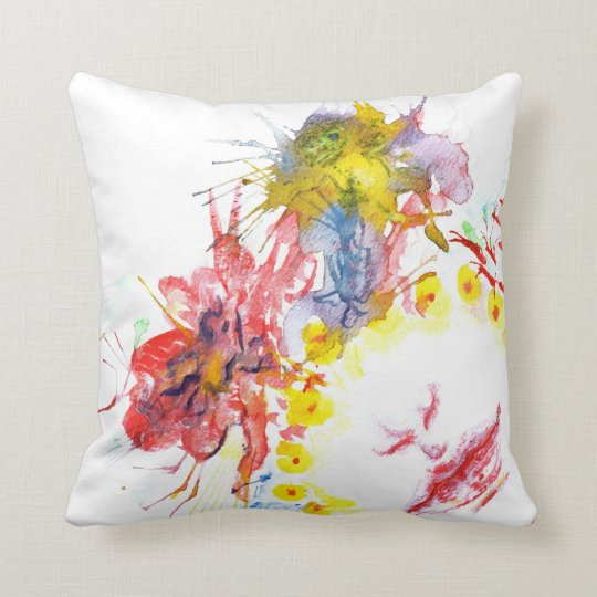 Foresta Throw Pillow