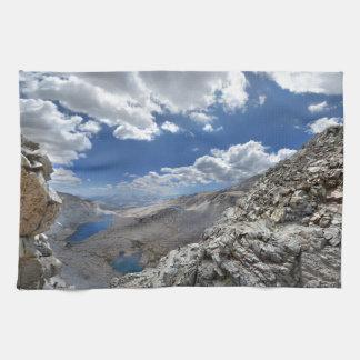 Forester Pass - John Muir Trail - Sierra Nevada Towels