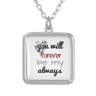 Forever Always Necklace