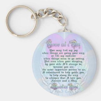 Forever and a Day Keychain