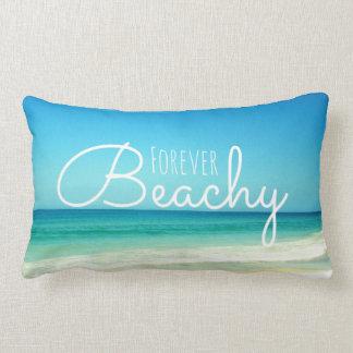 Forever Beachy Blue Pillow