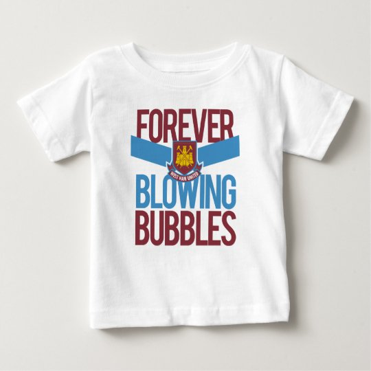 Forever Blowing Bubble Baby T-Shirt
