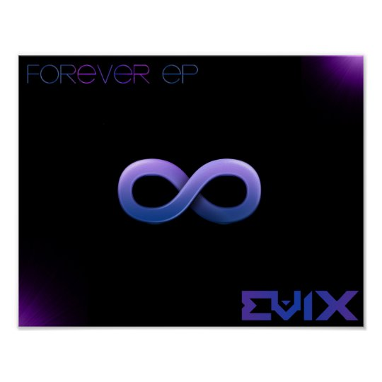 Forever EP Poster #2