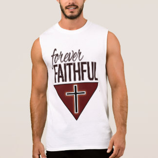 Forever Faithful Men's Sleeveless T-Shirt
